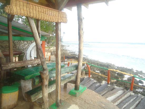 Punta Sur: Restaurante