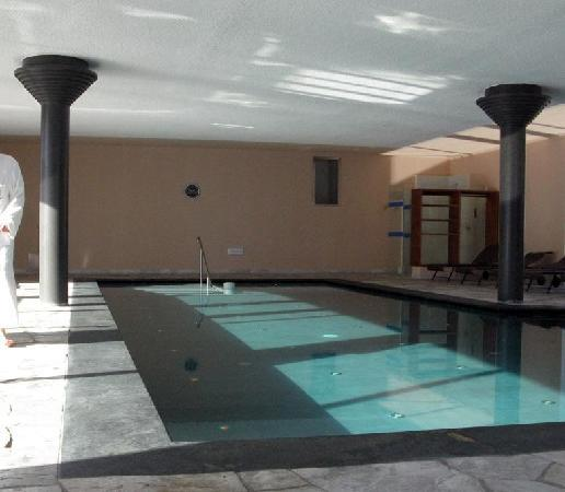 Hotel Bemelmans-Post : Piscina