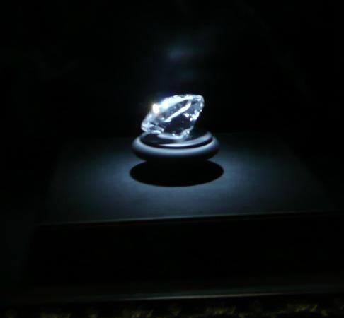 Cape Town Diamond Museum: Diamands