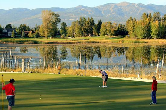 Whitefish Lake Golf Course (© Brian Schott / Whitefish CVB)