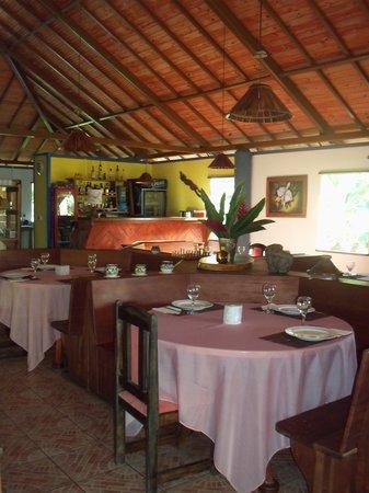 Restaurant Relax: nouvelle déco ,,