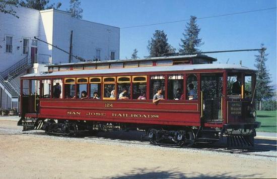 History Park : 1912 California Car #124