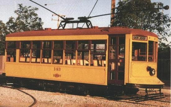 History Park: 1922 Birney Safety Car #143