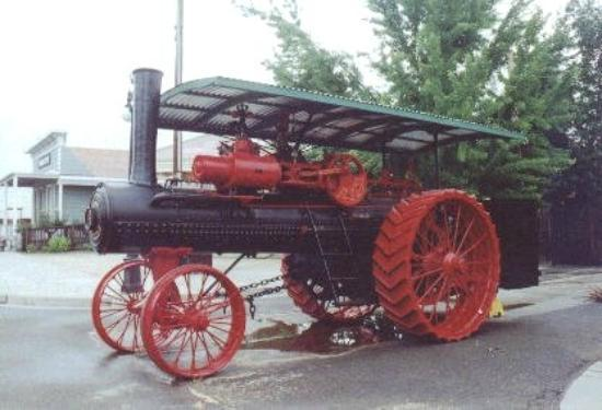 History Park: 1921 Port Huron Traction Engine