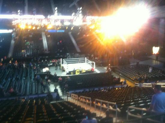 Section 105 Picture Of State Farm Arena Atlanta Tripadvisor