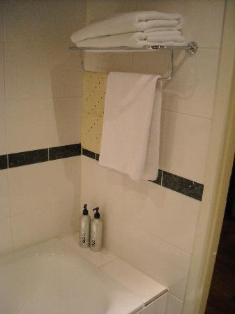 GLO Hotel Sello: Ванные принадлежности