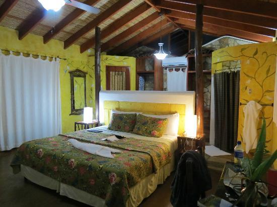 Hacienda Puerta Del Cielo Eco Spa: Beautiful bungalow