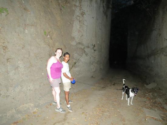 Hacienda Puerta Del Cielo Eco Spa: Hiking with Oscar