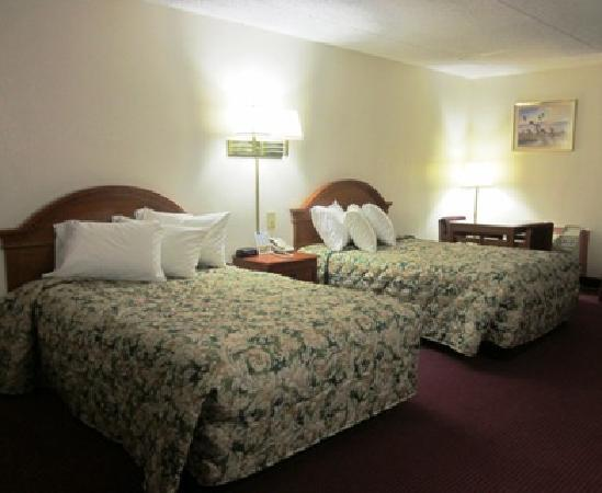 Select Inn Murfreesboro: Double Guestroom