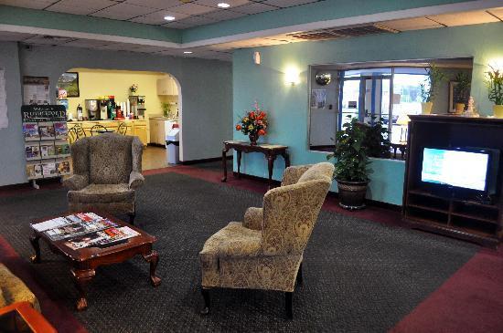 Select Inn Murfreesboro: Lobby
