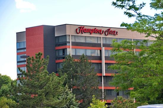 Hampton Inn Denver West Federal Center : Hampton Inn Denver Lakewood West Federal Center