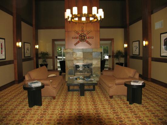 Glacier Lodge : Lobby