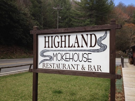 Highlands Smokehouse : smokehouse