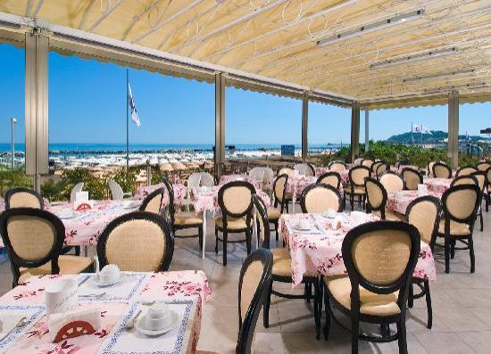 Hotel Baia Marina: sala colazioni