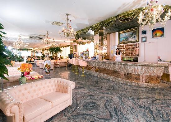 Hotel Baia Marina: reception