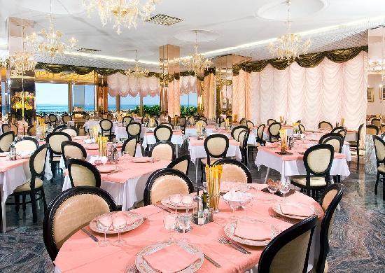 Hotel Baia Marina: sala da pranzo