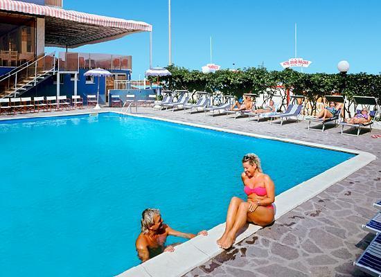 Hotel Baia Marina: piscina