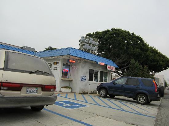 Rest Haven Motel: Fachada