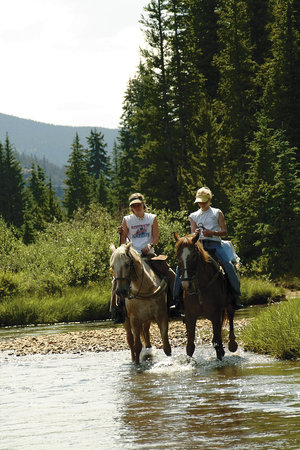 Tumbling River Ranch: TRR is perfect for all ages!