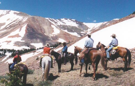 Tumbling River Ranch: High country riding like nowhere else!