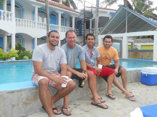 Hotel Monte Cristo: el corito