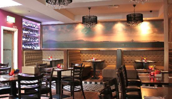 Belmullet, Irlandia: Bar Lounge