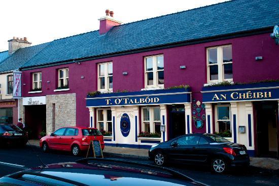 Belmullet, Irlandia: Talbot's