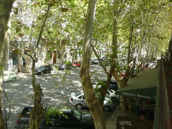 Hotel Esperanza & Artemisa Spa: calle principal