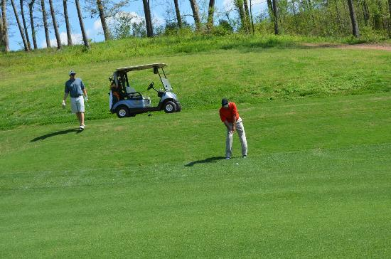 Cateechee Golf Club: golf
