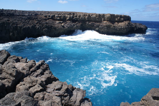 Ilha do Sal, Cape Verde: Piscine naturelle