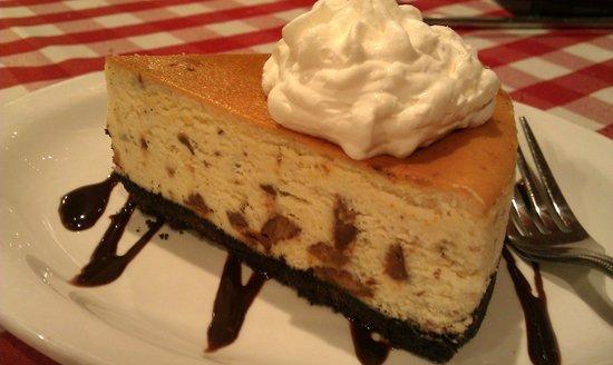 Grimaldi's Pizzeria: $5 Peanut Butter Cup Cheesecake
