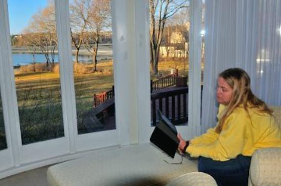Saltair Inn Waterfront B&B: Beautiful View
