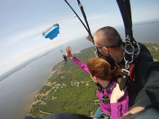 Skydive OBX : Great view