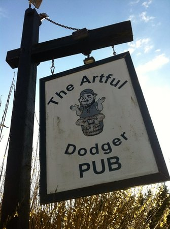 Artful Dodger Neighborhood Pub