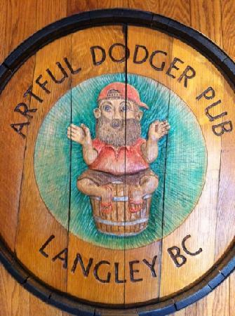 Artful Dodger Neighborhood Pub : good food and good times