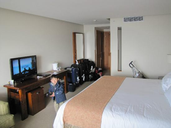 Hotel Cumbres Puerto Varas: quarto