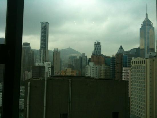Best Western Hotel Causeway Bay: View of from Guest Room #2102