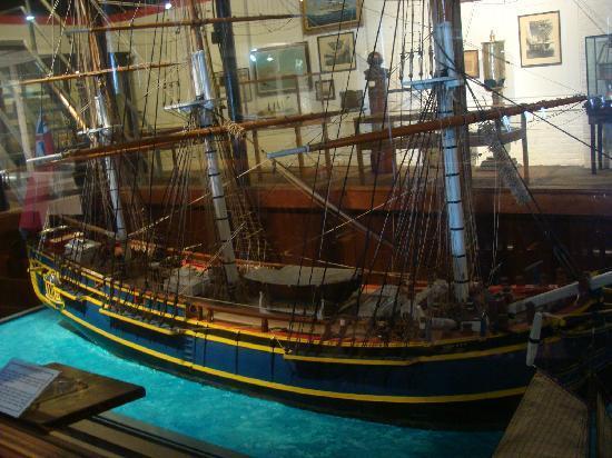 Fall River Marine Museum
