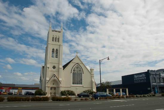 Invercargill's St Pauls Presbyterian Church