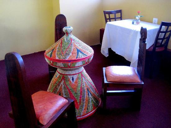 Ethiopian Restaurant Edinburgh