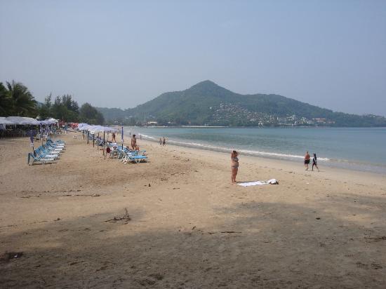 Swissotel Resort Phuket Kamala Beach : Kamala Beach