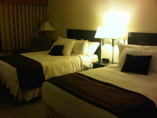 Best Western Cowichan Valley Inn : Bedroom