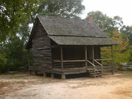Lexington County Museum: Laurance Corley Log House ca. 1771