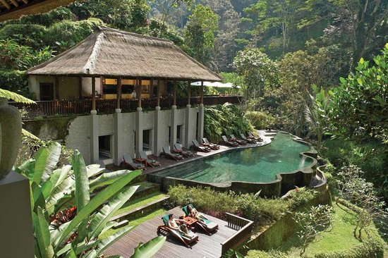 The River Cafe at Maya Ubud