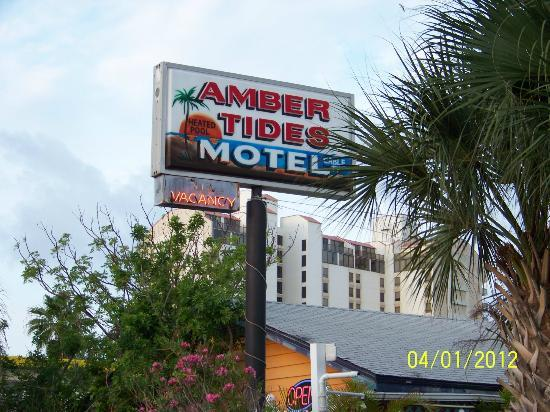 Amber Tides Motel: Little piece of paradise