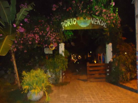 Pousada Porto Verde: Entrada