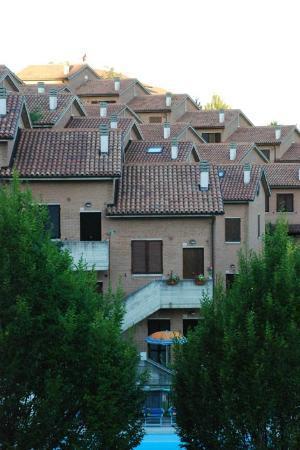 Hotel Tortorina: Hotel side