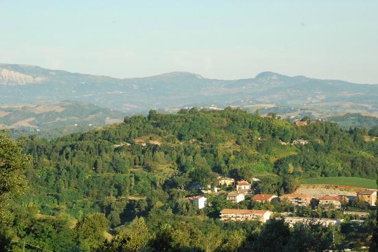 Hotel Tortorina: Outside view