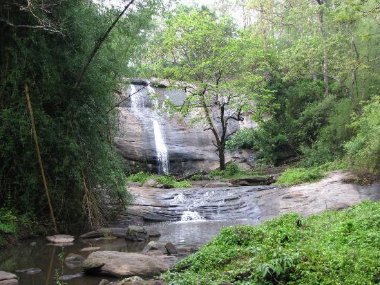 Valparai, India: Water falls !