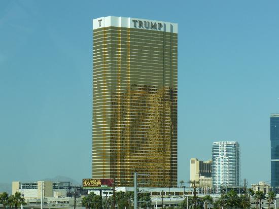 Tallest Residential Building In Las Vegas Picture Of Trump International Hotel Las Vegas Las Vegas Tripadvisor